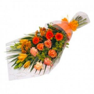 oranges and lemons bouquet